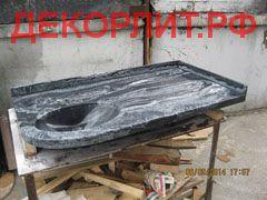 Литьевой мрамор, технология и обучение, жидкий камень