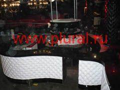 Столешница, литьевой мрамор черный