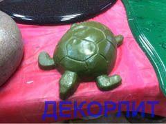 черепаха архитектурные формы литьевой мрамор обучение и технология
