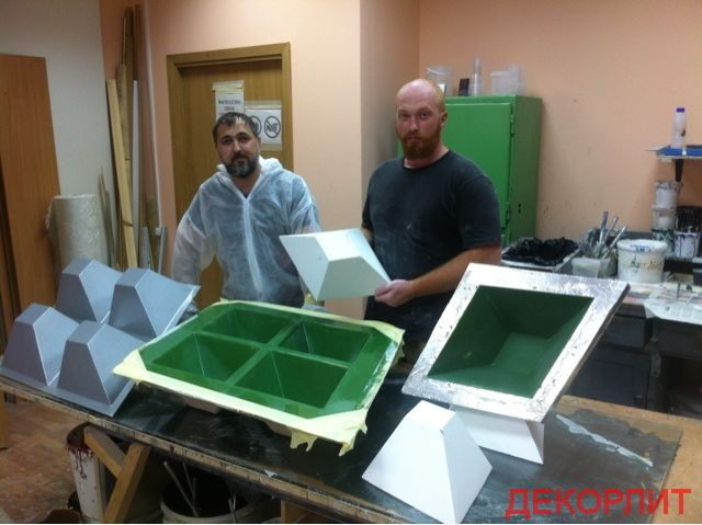 Обучение разработке и производству композитных изделий - малый бизнес