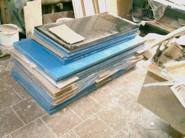 Бизнес идея по производству лабораторной мебели из литьевого камня и стеклопластика